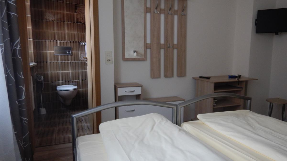 Hotel Fischertor Zimmer
