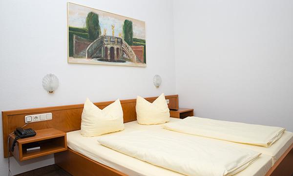 Hotelzimmer Augsburg
