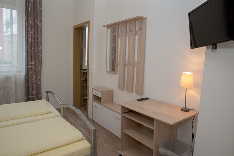 Hotel room Augsburg