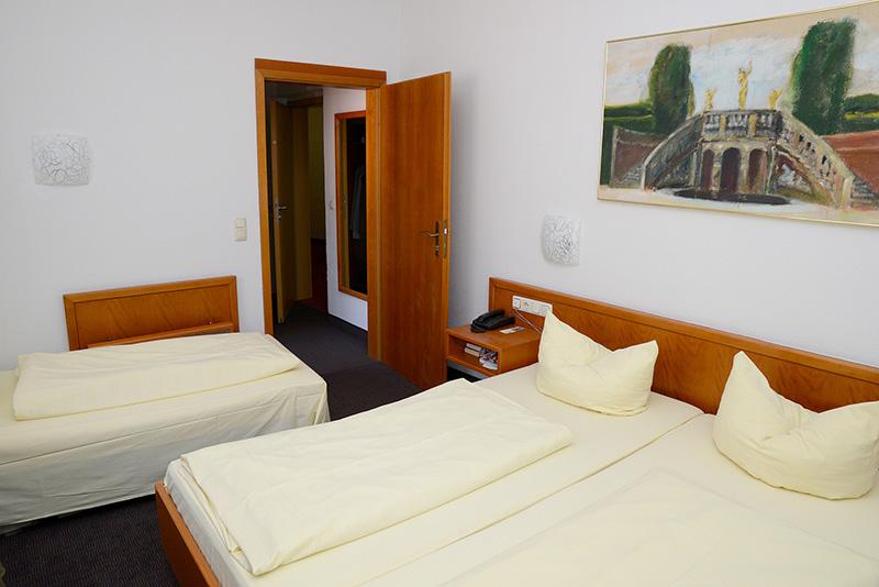 Mehrbettzimmer Augsburg