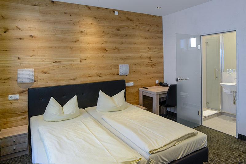 Doppelzimmer Augsburg