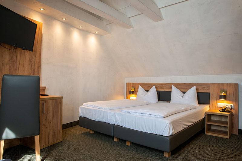 Doppelzimmer Augsburg Hotel Fischertor