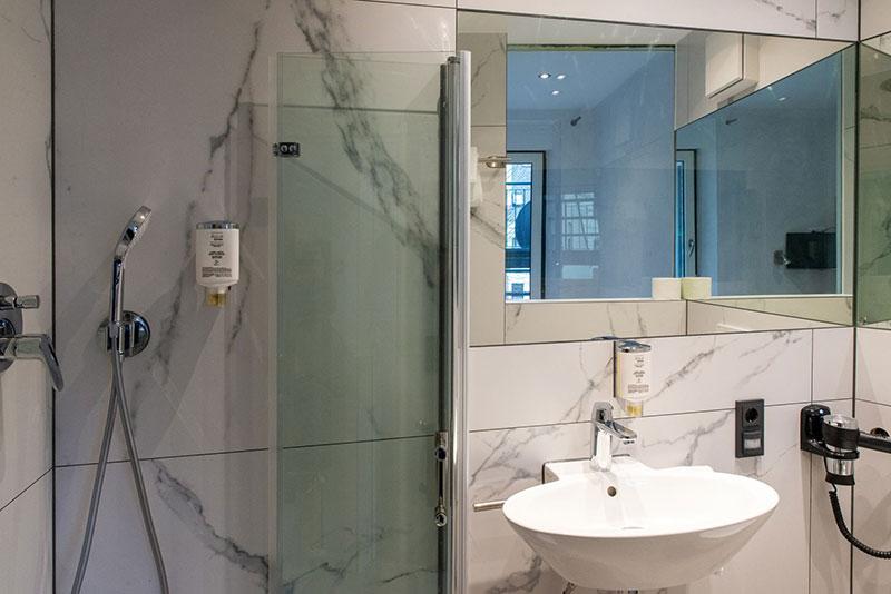Bathroom Hotel Fischertor