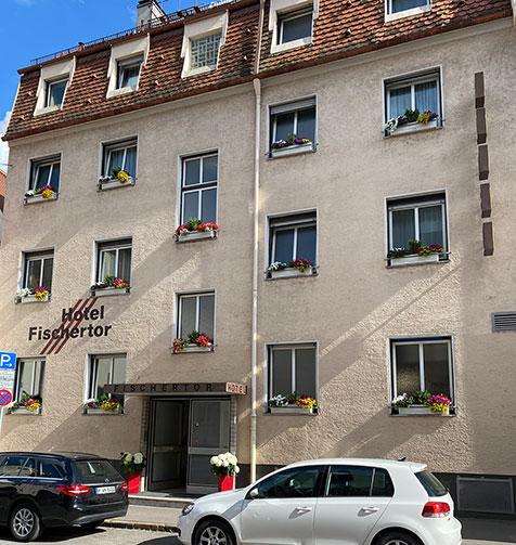 Hotel Fischertor Augsburg